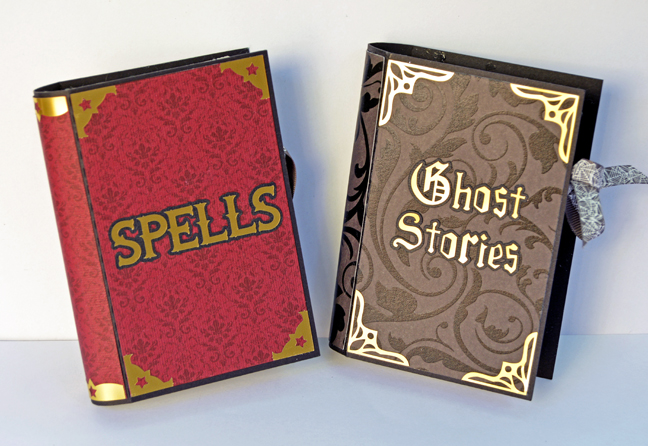 Halloween Book Treat Boxes by Annie Williams - Final