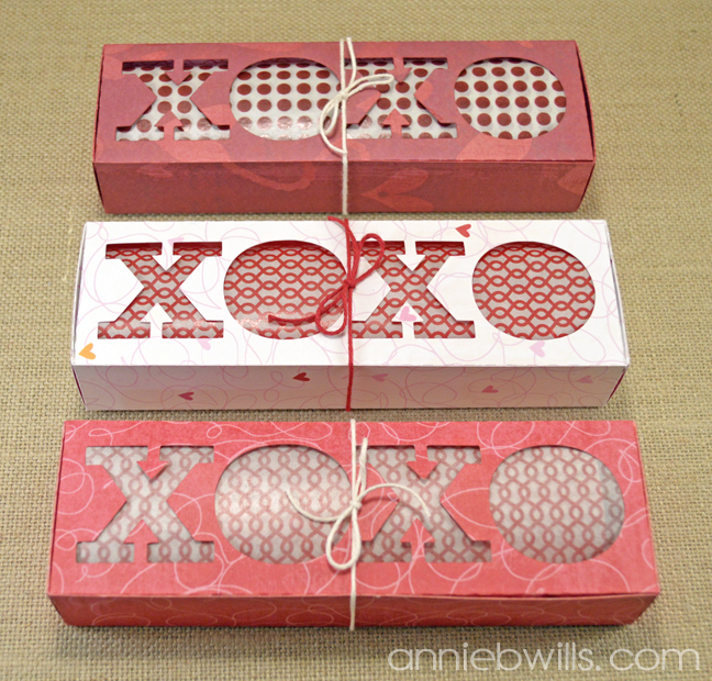 Valentine's Day Candy Boxes by Annie Williams - Full