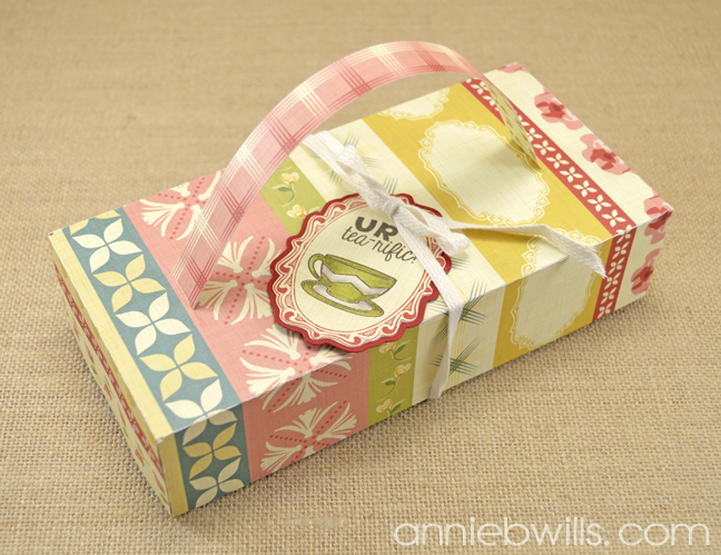 KCup Gift Boxes with Tags by Annie Williams - Multi