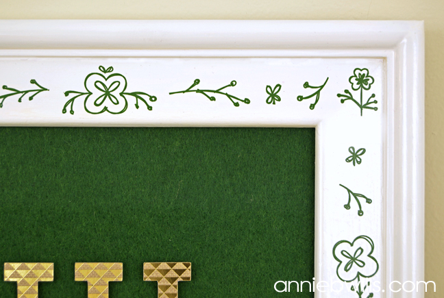 sketched-st-patricks-day-frame-by-annie-williams-corner-detail