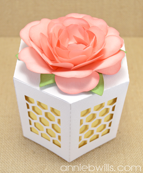 Just Bee-cause Gift Box by Annie Williams - Box Final