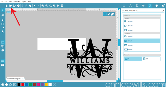 Using Other Inks with Your Silhouette Mint by Annie Williams - Open Design
