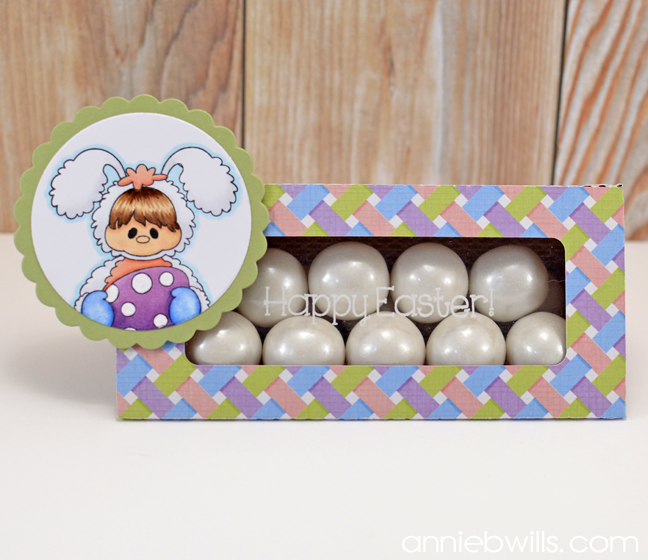 Easter Candy Treat Box by Annie Williams - Full
