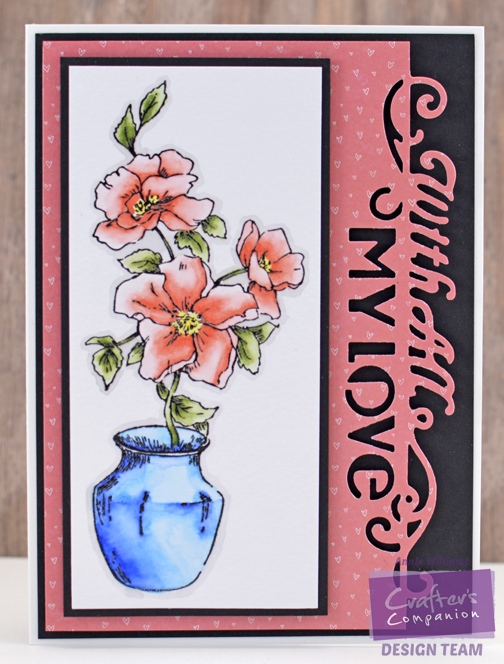 Watercolor Valentine by Annie Williams - Full