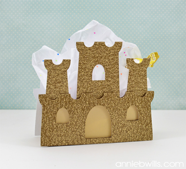 Summertime Treat Boxes by Annie Williams - Sandcastle