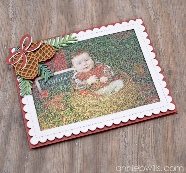 christmas-photo-frame-easel-card-by-annie-williams-closed