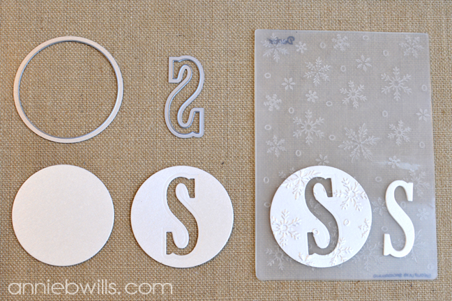 handmade-monogram-ornament-by-annie-williams-embossing