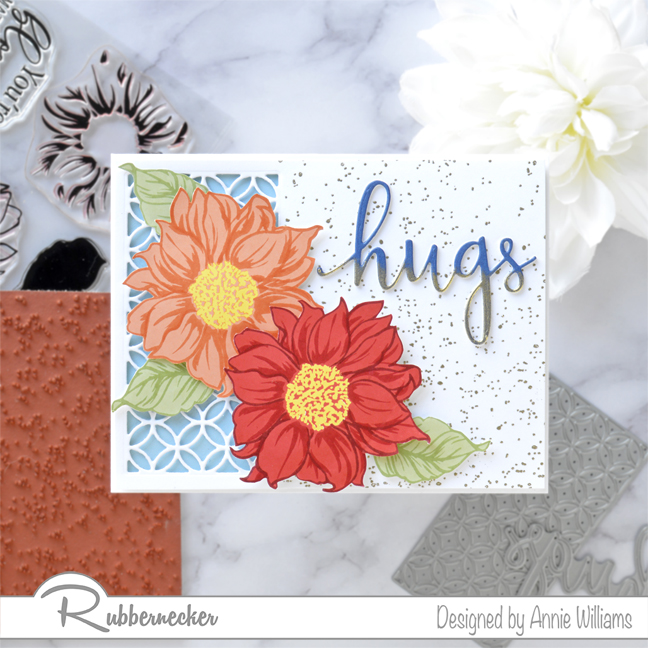 Rubbernecker Blog Florals-and-Hugs-Card-by-Annie-Williams-Main