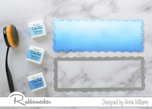 Rubbernecker Blog Slimline-Floral-Cards-Two-Ways-by-Annie-Williams-Hugs-Card-Inking-Background