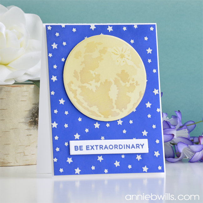 Celestial Zodiacs Collection from Spellbinders – Annie Williams