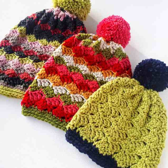 kids crochet hat free pattern