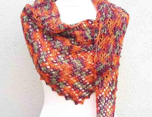 one skein crochet free pattern copper beech