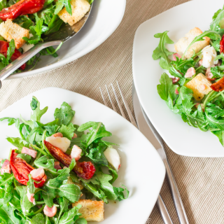 Secret Recipe Club – Italian BLT Salad