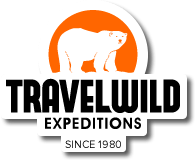 TravelWild Expeditions logo