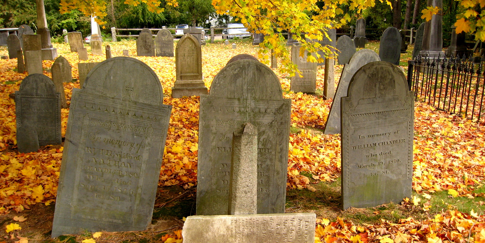 Lexington graveyard