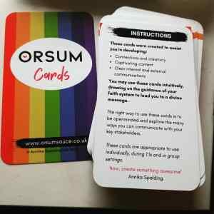 ORSUM Cards