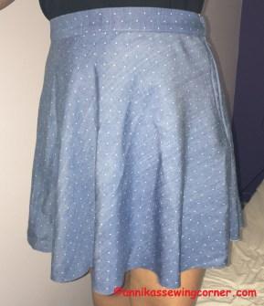 Half Circle Skirt II