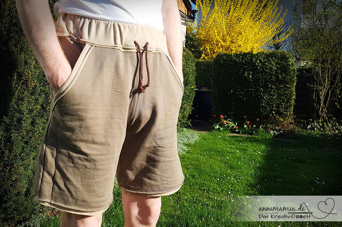 Sommerliche Shorts für Mr. & Mrs.