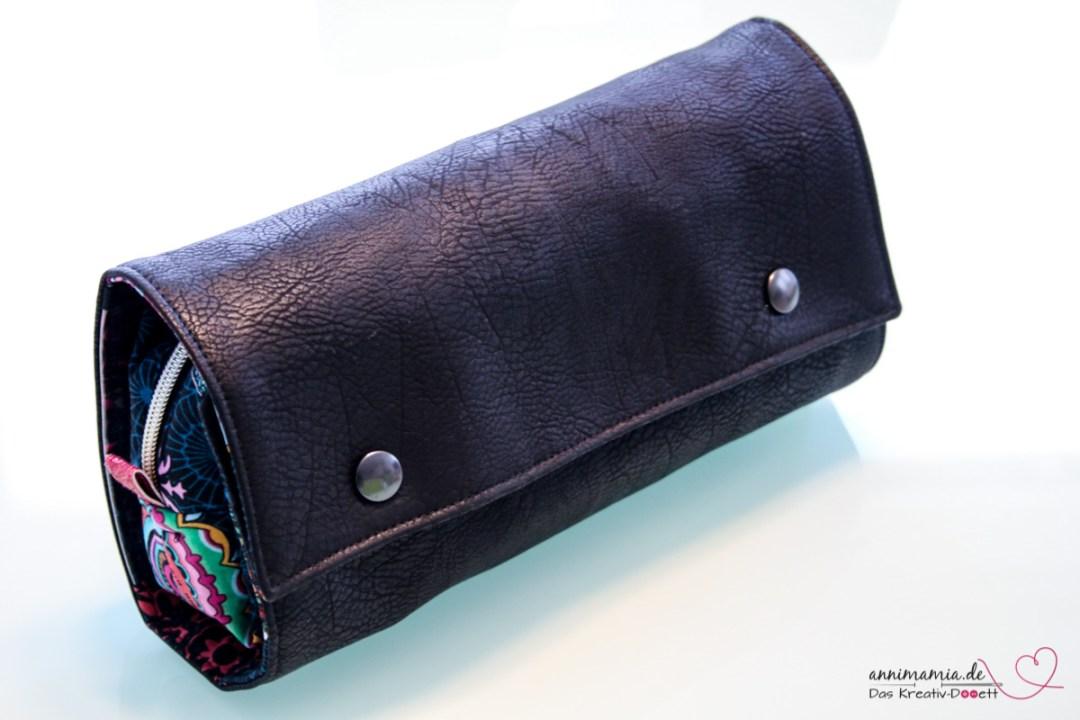 RollUp-Tasche von Farbenmix März 2018