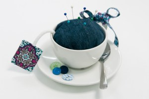 Nadelkissen-Tasse für monsti-handmade