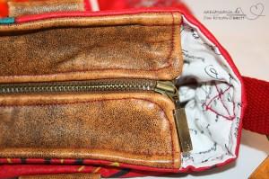 Citybag Keko-Kreativ: Reißverschluss