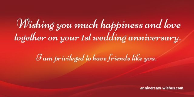 First Anniversary Wishes Happy 1st Anniversary Messages Amp Quotes