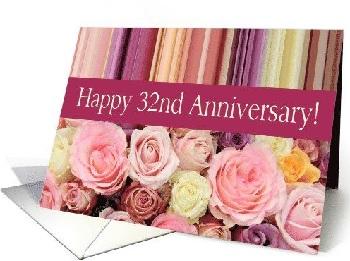 32nd Wedding Anniversary 6
