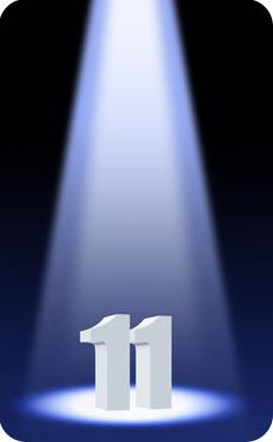 11th year spotlight image
