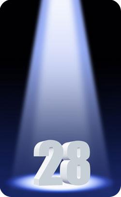 28th year spotlight image