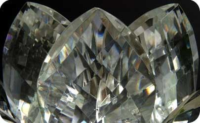 Rock Crystal 15 year Gemstone