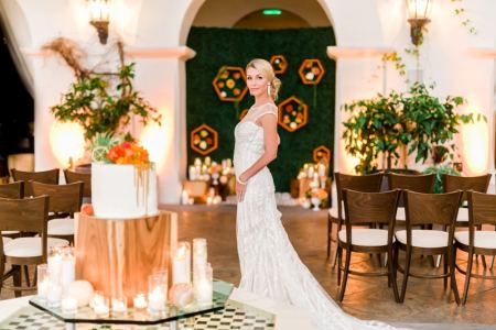 Villa and Vine Santa Barbara Wedding by Ann Johnson Events