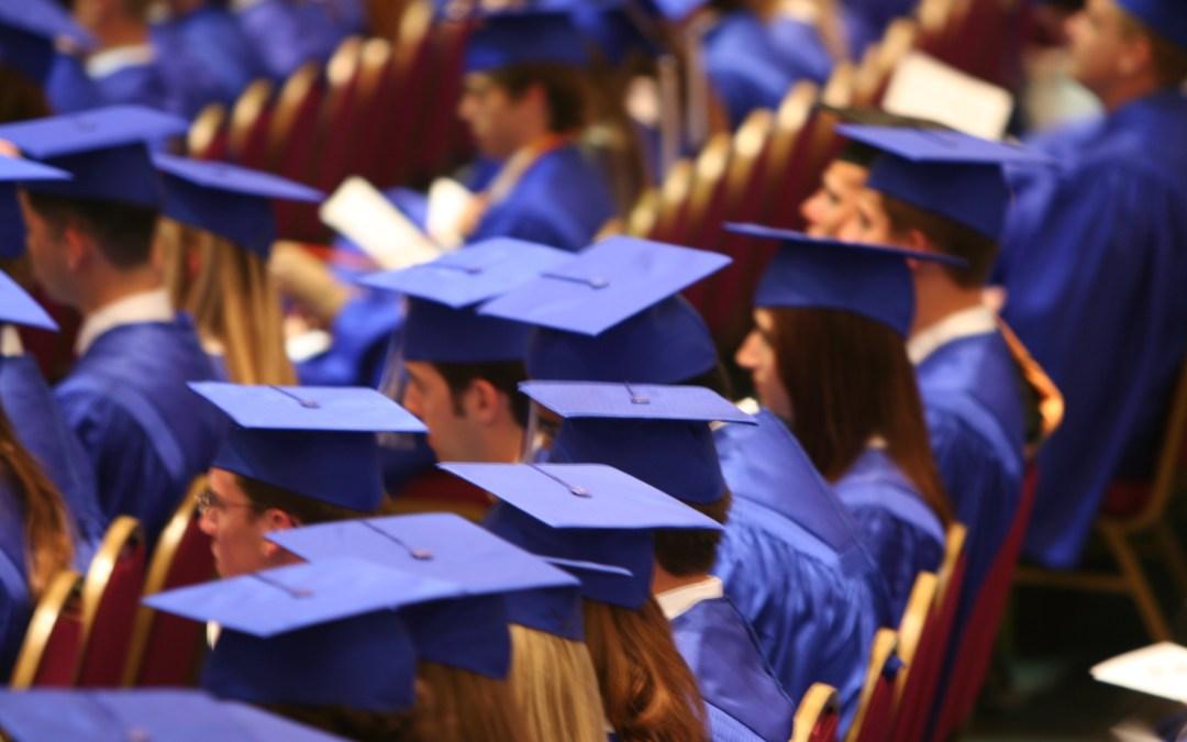 Portrait of a Graduation