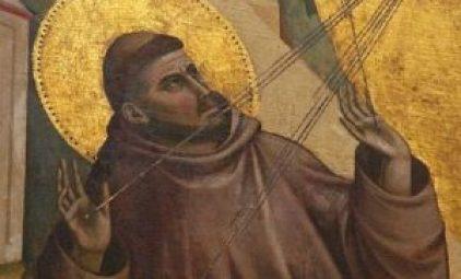 Les Stigmates de saint François | L'Annonciade