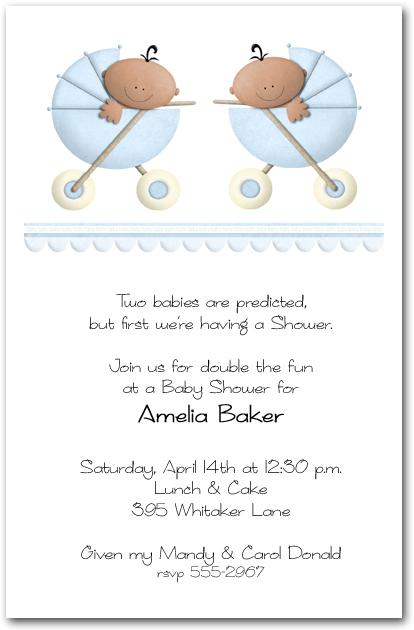Baby Shower Invitation Poems