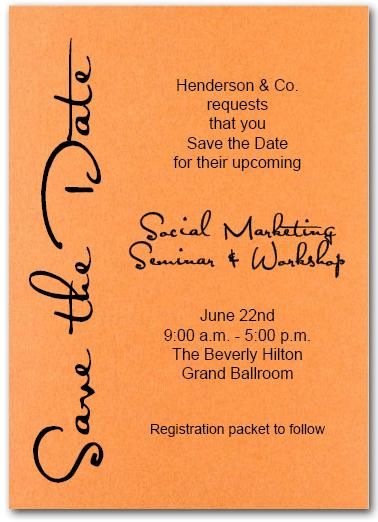 Save Date Cards Birthday Invitations