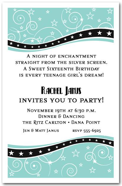 sweet sixteen birthday party planning