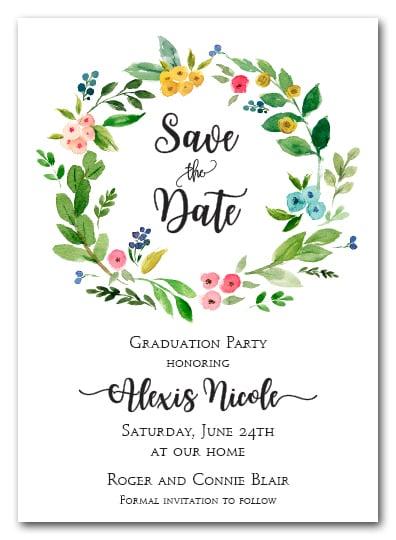 Birthday Invitations 70th