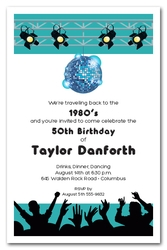 teenage birthday party invitations
