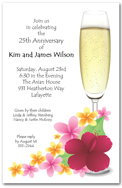 Bridal Shower Stationery Invitations