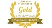 Bride Book Gold Award Carousel