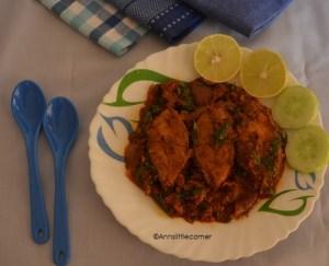 Fish Masala | Meen Vathakkal