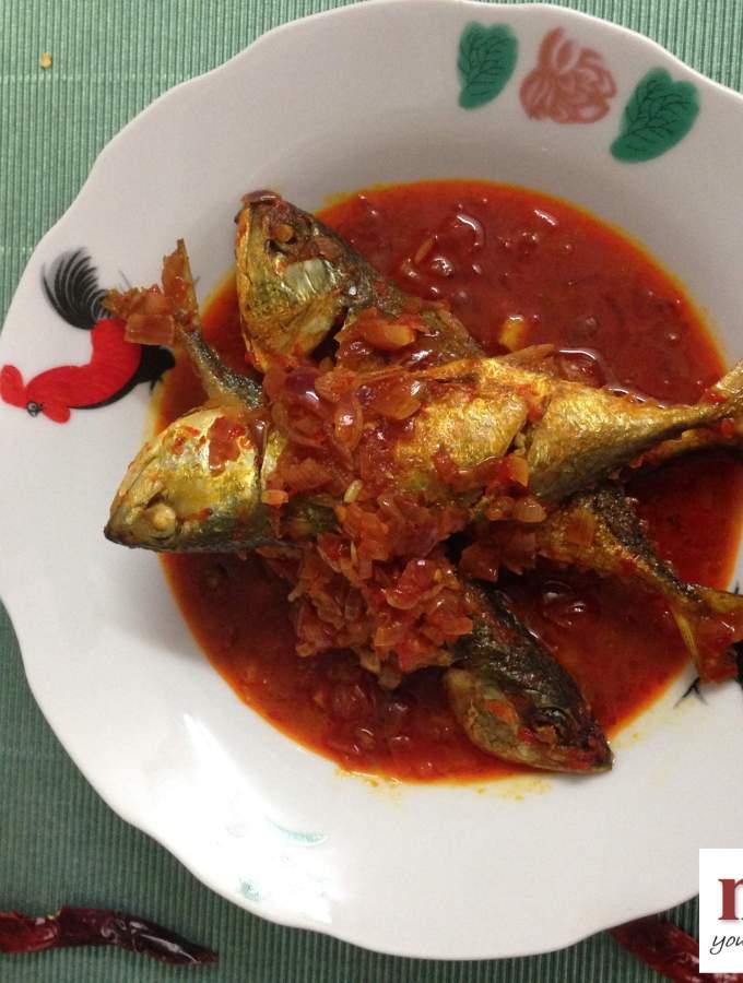 Ikan Tiga Rasa | Guest Post by Nava Krishnan