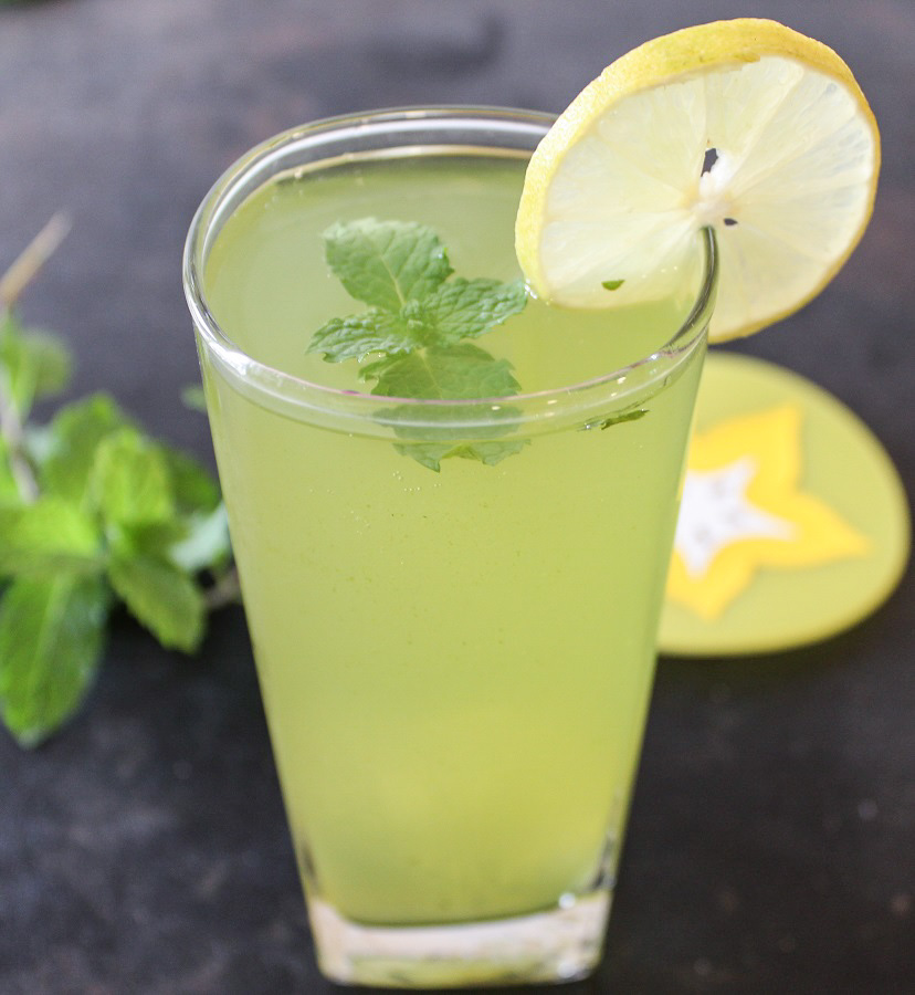 Lime Mint Cooler / Mint Lemonade