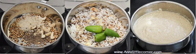 Murungaikai More Kuzhambu / Drumstick Curd Curry