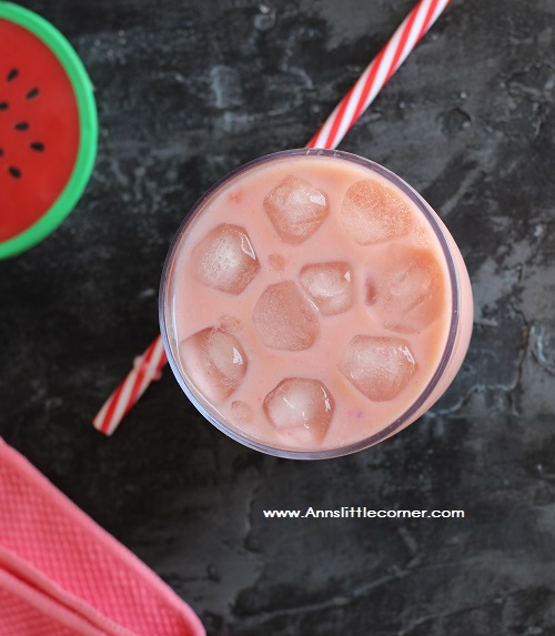 Watermelon Milkshake