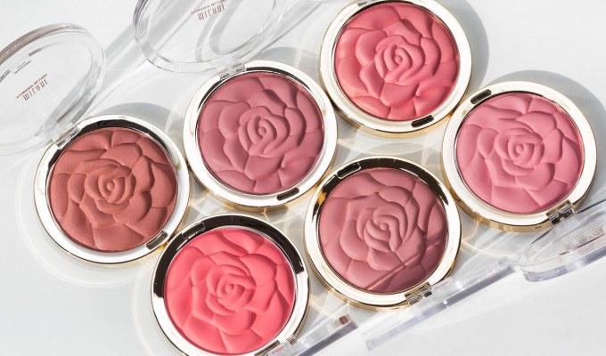 blush milani rose