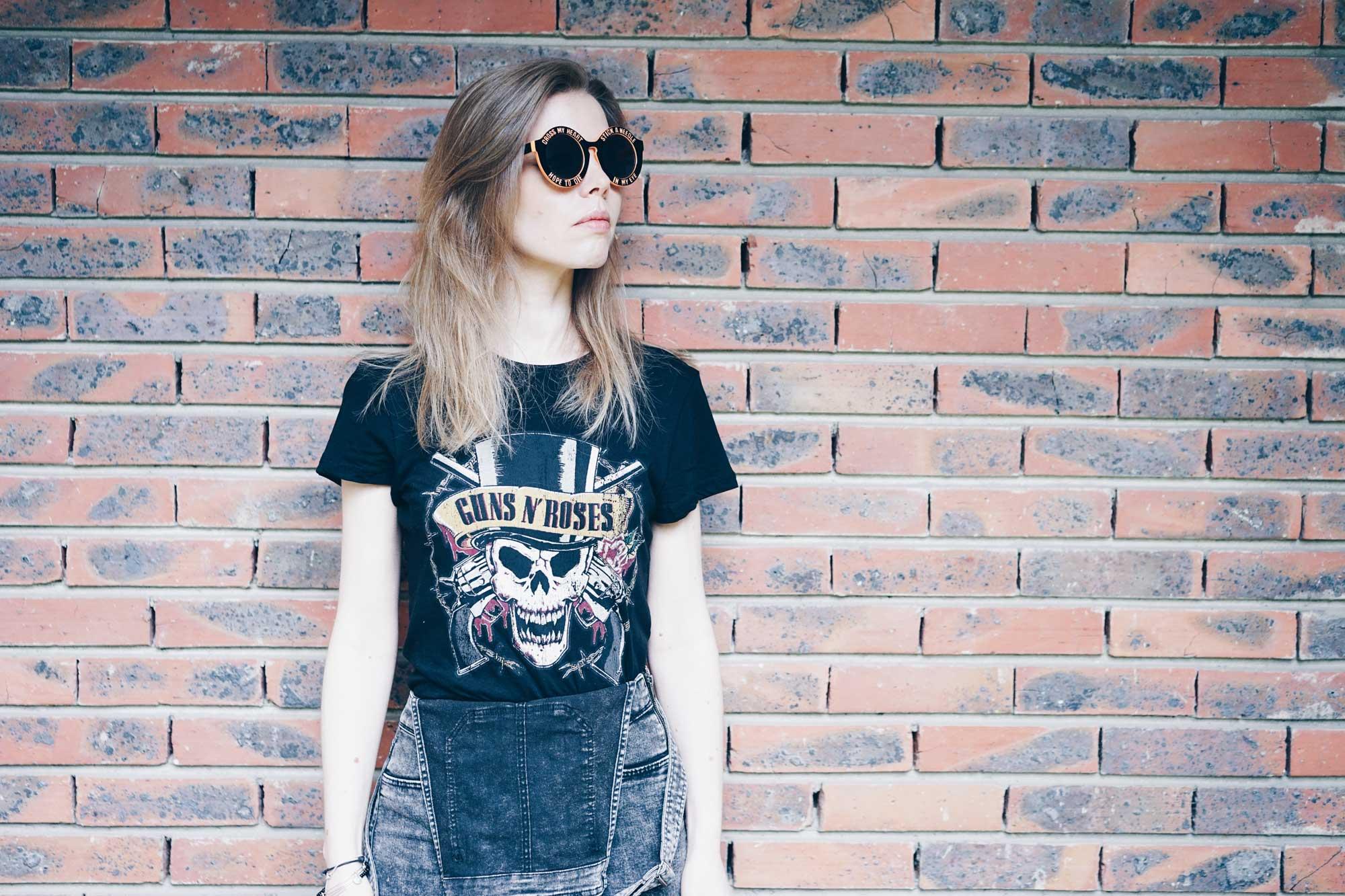 tee shirt rock