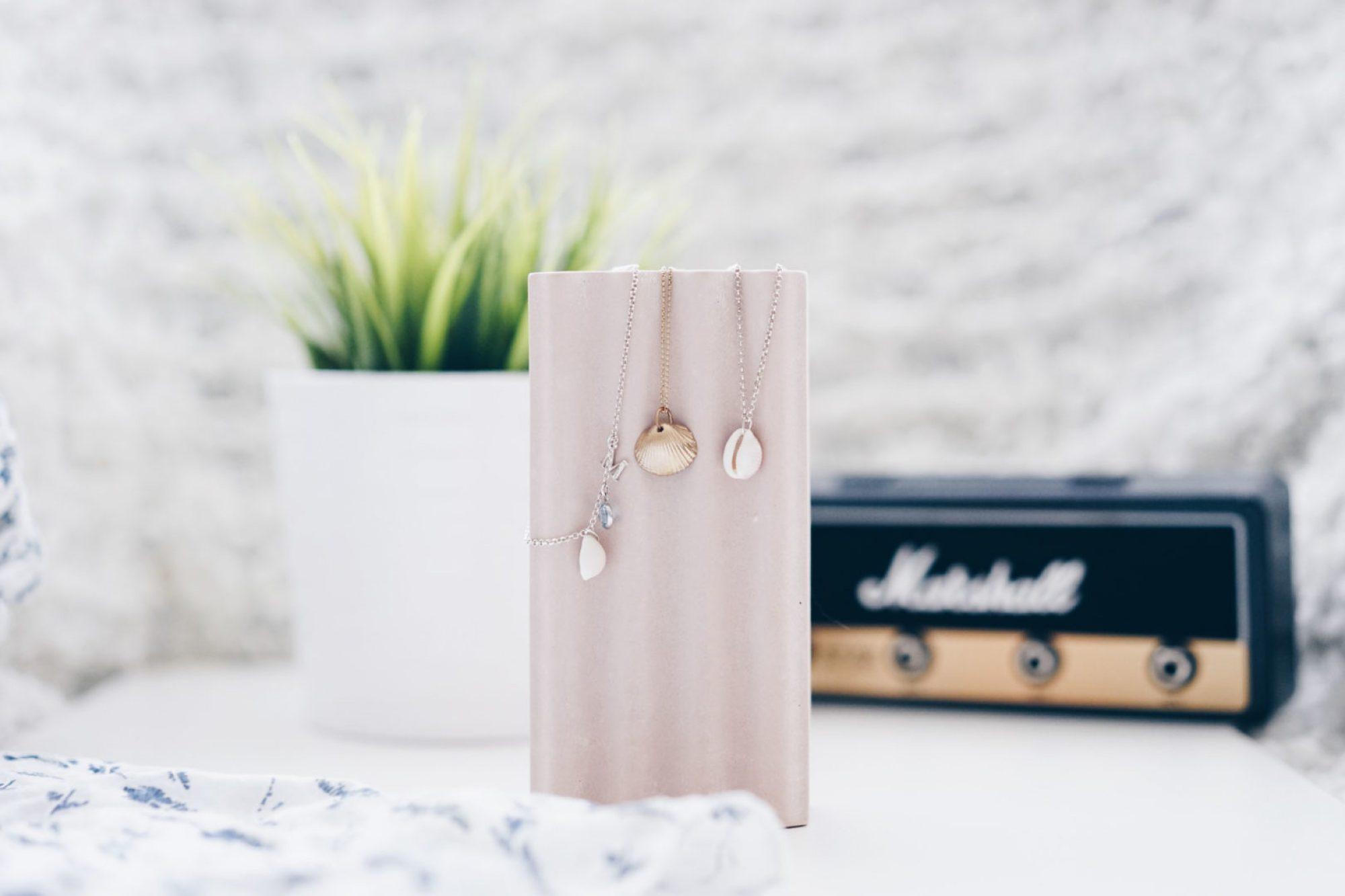 bijoux coquillages