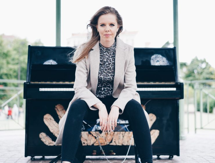 blogueuse piano shooting musical