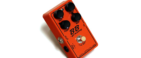 bb preamp